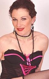 Actrice amatrice Vanessa Saint Claire