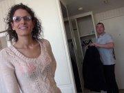 Jeune couple de Lyon pour une première video amateur