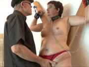 Natasha Cougar aime se faire punir