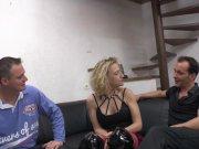 Un trio avec Béatrice pour du sexe hard